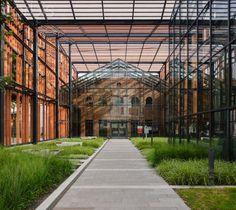 The Malopolska Garden of Arts, Krakow, Poland. Architect: Ingarden & Ewy Architects, 2012.
