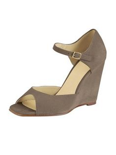 Sandalette mit Riemchen
