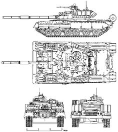 military vehicle diagrams