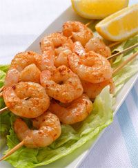 Adriatic-Style-Grilled-Shrimp from Hazan Family Favorites