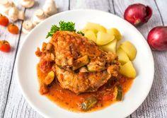 Zöldséges provence-i csirke   Bérczi Róbert receptje - Cookpad receptek