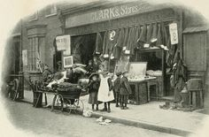 Image from page 311 | A secondhand clothes store (1902)