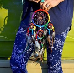 Our Wheel Of Light Chakra Dream catcher is featured on Free Spirit Blog by lovely @mallorywingo  Shop now and use the coupon code: HAPPYNEWYEAR2016 and you will receive 15% off (minimum purchase $20) ✌️