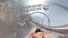 Therme Loipersdorf Panoramarutsche (Bodyslide) 360° VR Onride White Out, Vr