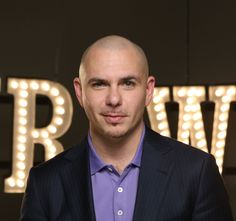Pitbull, AKA Mr. Worldwide photoshoot for #VEVOCertified