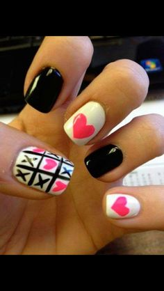 Try some of these designs and give your nails a quick makeover, gallery of unique nail art designs for any season. The best images and creative ideas for your nails. Get Nails, Fancy Nails, Trendy Nails, Nail Art Designs, Nails Design, Fashion Diva Design, Nailed It, Nail Art For Kids, Nail Polish