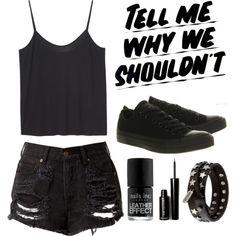black on black on black... im not emo i just like black... a lot.. leave me alone people!! :)