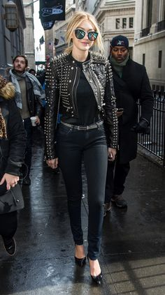 50 Outfits to Steal From Gigi Hadid When You Have Nothing to Wear: The only thing that distinguishes Gigi Hadid the Street Style Star from Gigi Hadid the Supermodel is whether or not there's a runway underneath her.