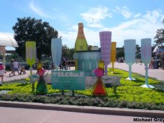 Avoid the Crowds at Epcot's Food and Wine Festival