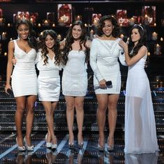 fifth harmony x factor | Factor's' Simon Cowell on Fifth Harmony: 'They Remind Me of One ...