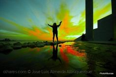 Paisagem Natural/Viagem de Sonho a Algéslândia III