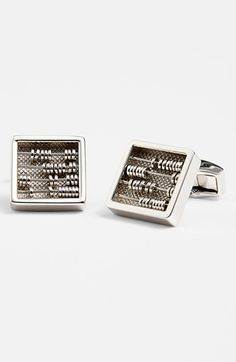Tateossian Abacus Cuff Links available at #Nordstrom