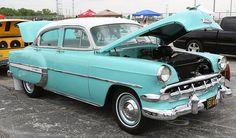 Nice 1954 Bel Air