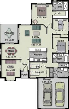 1000 images about floor plans less than 300sq on for Hotondo home designs