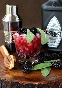 This Black Barrel Tequila Smash can be made in several different ways…swap out the booze, swap out the fruit and make it to your liking! I love using blackberries in cocktails, so I made it the way I like – with blackberries as the fruit and grapefruit as my citrus. If it were summer time... Read More