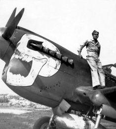 "bill-kelso-mfg: ""Lt. Paul J. Eastman, a ""Burma Banshee"" P-40 and P-47 Pilot. """