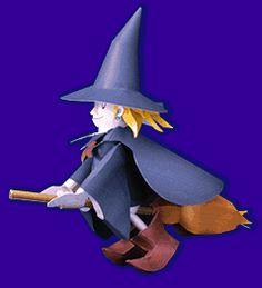 Halloween - | Paper Crafts(Origami) - Entertainment | YAMAHA MOTOR CO., LTD.