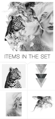 """Untitled #63"" by mldyasa on Polyvore featuring art"