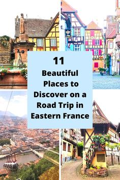 Packing List For Vacation, Travel List, Vacation Trips, France Europe, France Travel, Travel Europe, Us Road Trip, Historical Monuments, Medieval Town