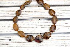 Indian Paint Jasper freeform beads (ETB00494) #Indianpaintjasper #Handmadejewelry #Fashiontrend2020 #Amazingjewelry #Healingstone #Uniquejewelry #Vintagejewelry #Gemstonenecklace #Rareandbeautiful #Healingenergy #Gemstonependants #DIYjewelry #Yogajewelry #healingpower #beadsfornecklace #beadsforbracelet #Reikihealing #Leopardskin #Africastone #etsyshop #sparklelittle #mensjewelry #giftformen #mensbracelet #ラピスラズリ Yoga Jewelry, Diy Jewelry, Vintage Jewelry, Handmade Jewelry, Fashion Jewelry, Jewelry Design, Jewelry Making, Jewellery, Unique Jewelry