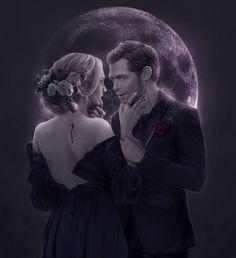 Klaroline all the way is my faw 😍 Memes Vampire Diaries, Klaus From Vampire Diaries, Vampire Diaries Poster, Vampire Diaries Wallpaper, Vampire Diaries The Originals, Caroline Forbes, Klaus And Caroline, Caroline King, Vampire Daries