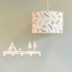 hanglamp mint, veren