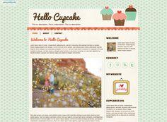 Becoming Martha: {5+5 Friday} 10 Free Blog Design Sites