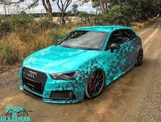 Love the paint job