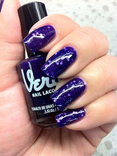 Verity Violet jelly sandwich