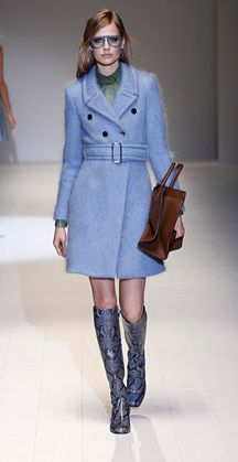 Gucci - women's fashion show fw 14-15