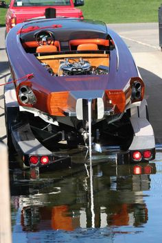 Exotic Performance Speed Boat                              …