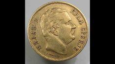 Serbia 10 Dinara 1882 Milan I Obrenovic Gold Gold Coins, Milan, Personalized Items
