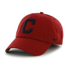 6305b7ca1b8 Cleveland Indians Franchise Alternate Home 47 Brand Fitted Hat Cleveland  Indians Hat