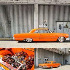 impala #chevroletimpala1963