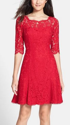 Red dress dressbarn ecomm