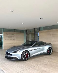 "260 Likes, 9 Comments - snapchat: anytimespy (@anytimespy) on Instagram: ""The last naturally aspirated Aston Martin? #VanquishS"""