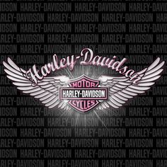 pink harley davidson | Harley-Davidson Pink Wings Theme for BlackBerry : Appitalism