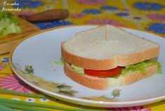 3 receitas de sanduíches naturais para o verão - Casinha Arrumada