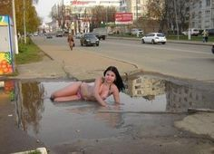Romantic Pictures from Russian Dating Sites // We also have this in the Southern U. Life In Russia, Russian Dating Site, Strange Photos, Crazy Photos, Bad Photos, Bizarre Photos, Romantic Pictures, Amazing Pictures, Glamour Shots