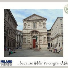 Come to Milan