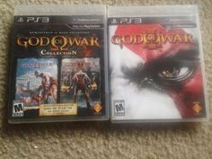 PS3 God Of War Games I, II, III Great Condition, Manuals Included | Video Games & Consoles, Video Games | eBay!