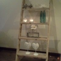 Van on pinterest - Decoratie houten trap ...
