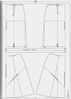 4 Modellismo IL - modelista Kitapları - Best Sewing Tips Skirt Patterns Sewing, Coat Patterns, Clothing Patterns, Pattern Making Books, Pattern Books, Bra Pattern, Jacket Pattern, Modelista, Fashion Sewing