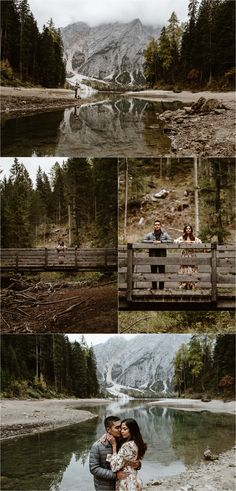 Lago di Braies engagement shoot with Jeremy & Katrina. Photos by Wild Connections Photography. Romantic Surprise, Surprise Proposal, Adult Scavenger Hunt, At Home Dates, Young Women Activities, Night Couple, Dating Divas, Couple Games, Marriage Proposals
