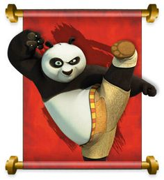 Po Picture - Kung Fu Panda