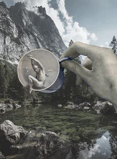 Julia Lillard Art Surreal Collage, Surreal Art, Vaporwave, Make A Photo Collage, Illustrations, Illustration Art, Soul Collage, Creepy Pictures, Photocollage