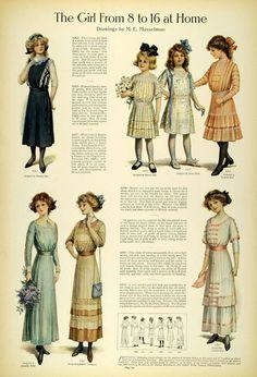 Fashion - 1911