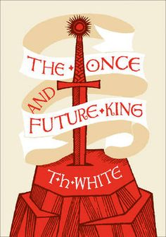 The Once and Future King by T.H. White. A book that takes place on an island (PS) 13/52