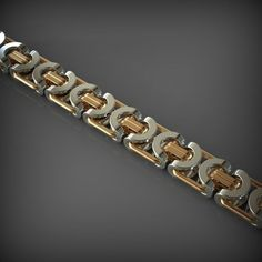 print model Chain Link 90 bracelet bracelets chain, available formats STL, ready for animation and other projects Link Bracelets, Bracelets For Men, Gents Bracelet, Gold Chains For Men, Metal Chain, Jewelery, Jewelry Design, Fashion Jewelry, Men Fashion