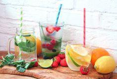 Alcoholvrije zomerdrankjes